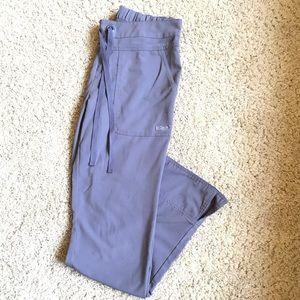 Grey's  Anatomy cargo style scrub pants size XS